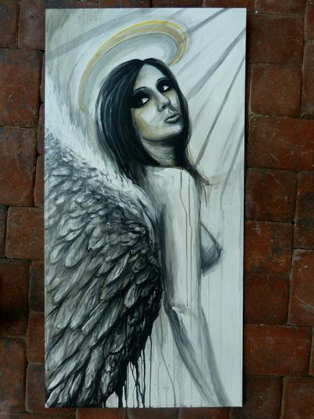 Tattoos - Dark Angel - 79837